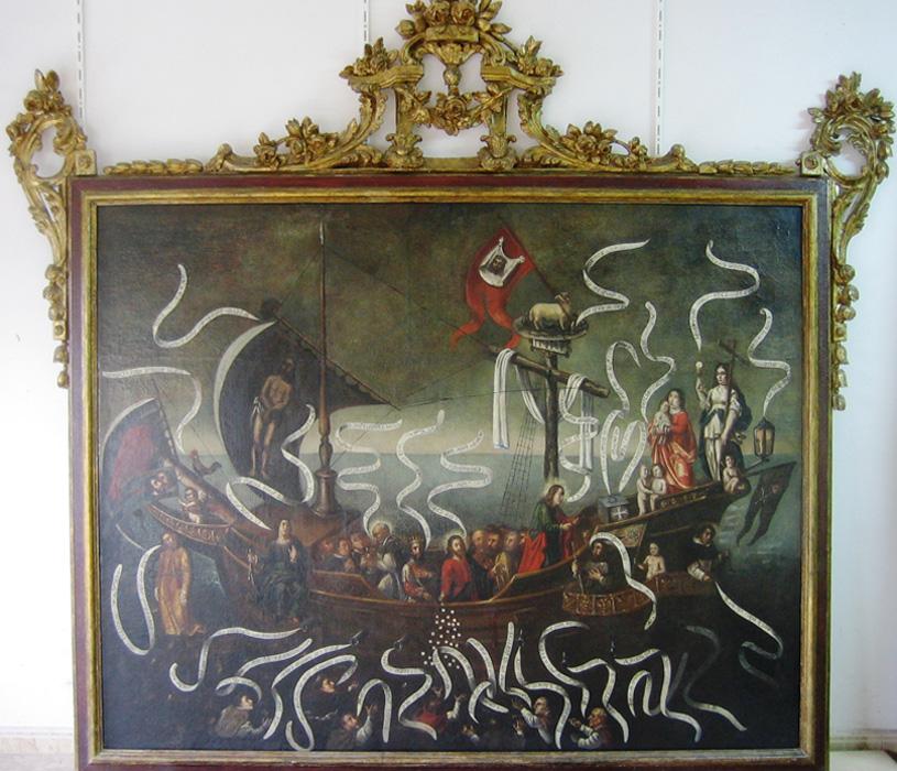 Nave Eucarística