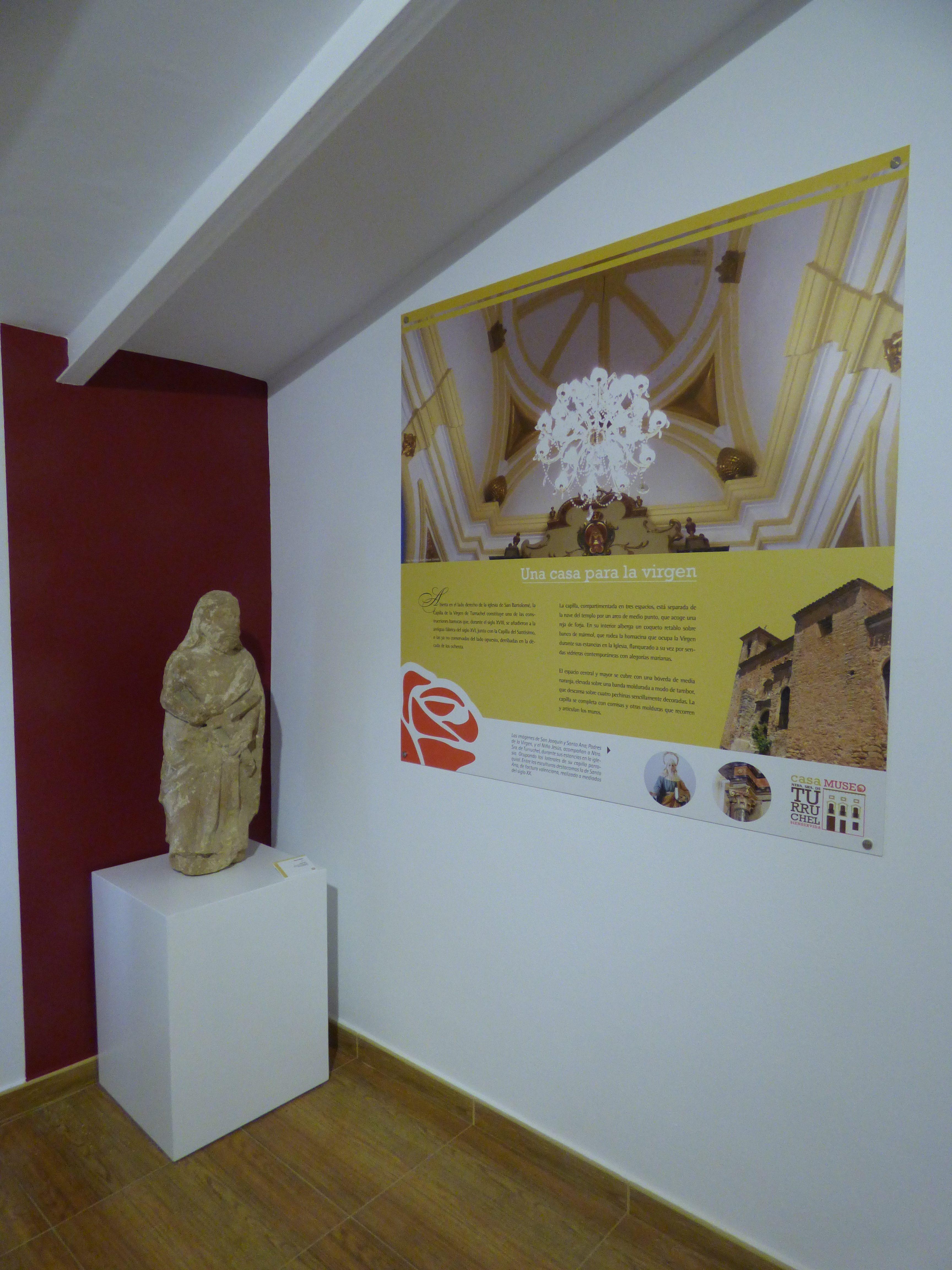 Museo Ntra. Sra. de Turruchel. Bienservida (Albacete)El Parteluz. S.L