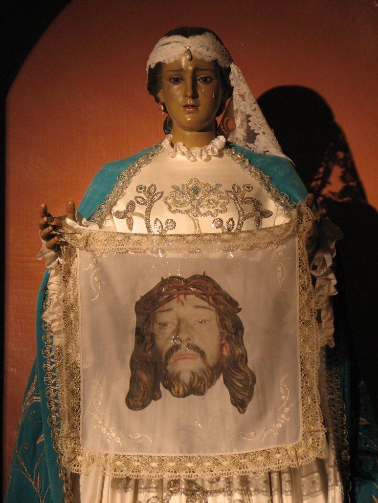 Estado inicial. Santa Mujer Verónica. Hellín. Pablo Nieto Vidal. El Parteluz. S.L.
