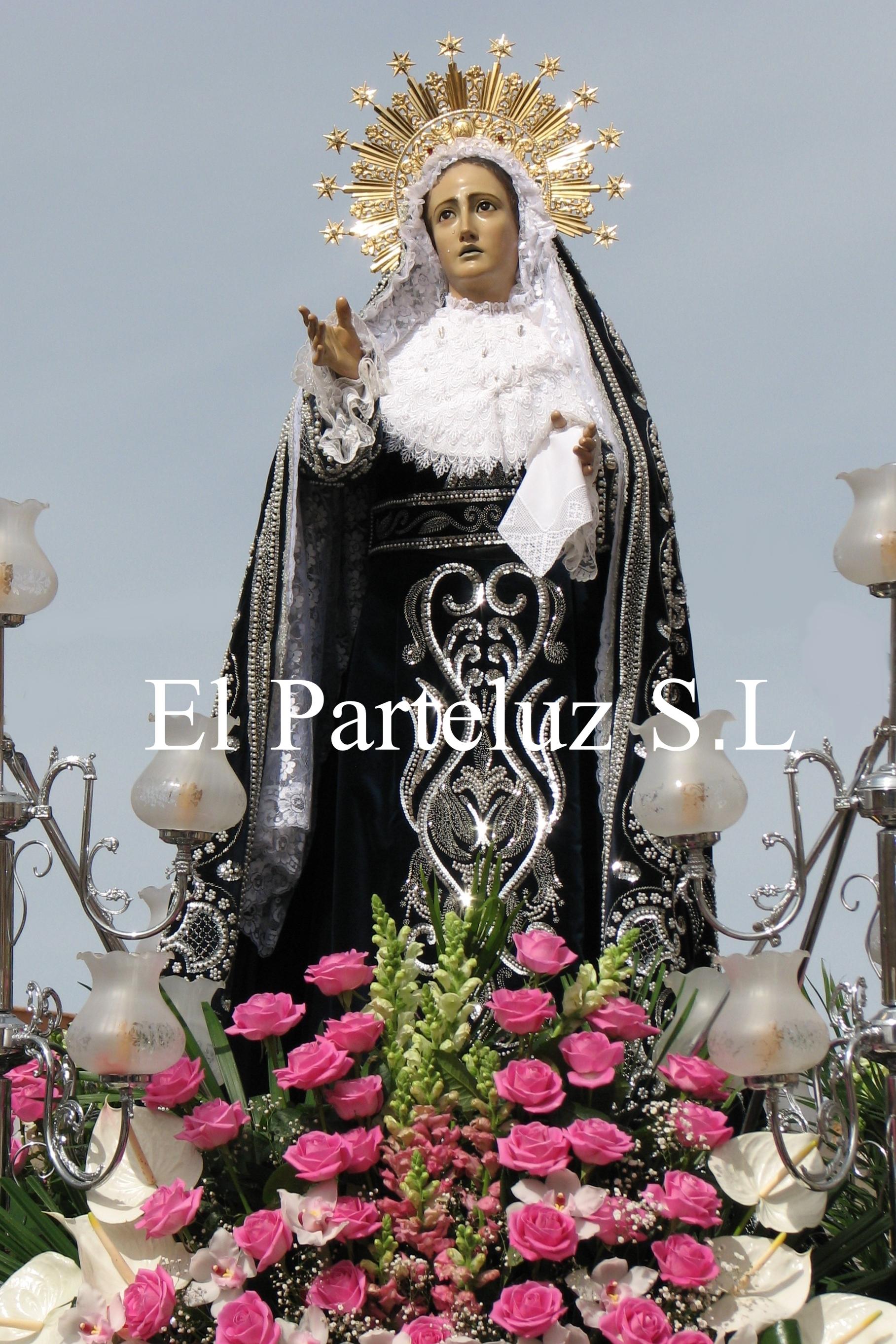 Dolorosa Pozohondo José Díes López. Pablo Nieto Parteluz S.L.